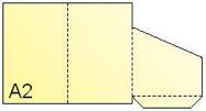 Pocket Folder A2