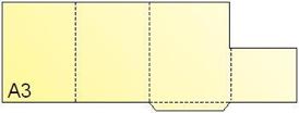 Pocket Folder A3