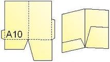 Pocket Folder A10