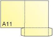 Pocket Folder A11