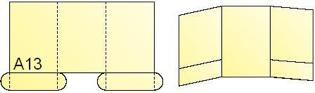 Pocket Folder A13