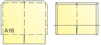 Pocket Folder A16