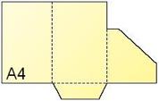 Pocket Folder A4