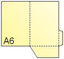 Pocket Folder A6