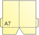 Pocket Folder A7