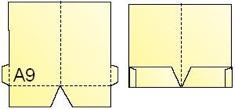 Pocket Folder A9