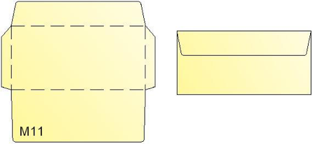 Envelope M11