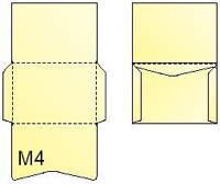 Envelope M4